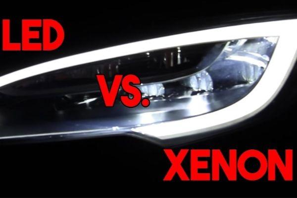 Leds vs Xenon