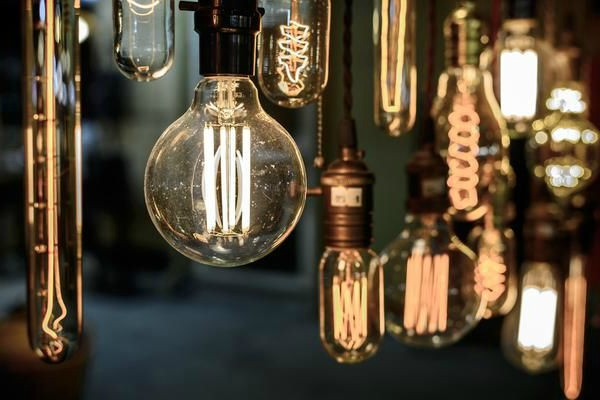 Bombillas LEDS vintage