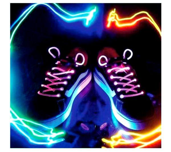 Cordones LEDS