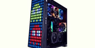 InWin 309 LEDS